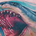 Tattoos - Ocean Sea Life Fish Tattoo - 67307